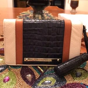 Brahmin crossbody billfold